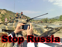 "The action ""Stop Russia"""